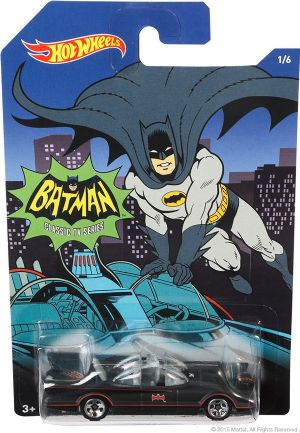Hot Wheels Batman - Classic TV Series Batmobile